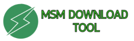 MSM Download Tool